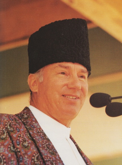 19950522-31_Aga Khan Portrait 1 of 4 200dpi Visit to Central Asia The Ismaili Special Issue