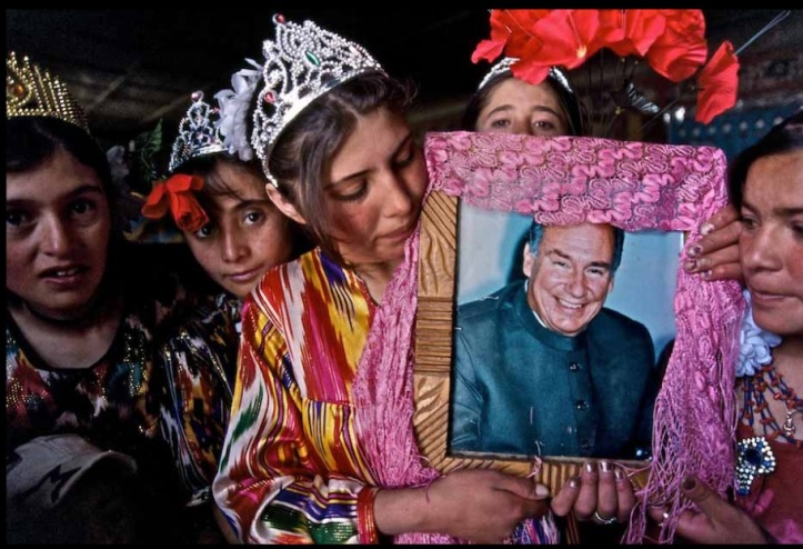 Commemorating Aga Khan's first visit to Badakhshan in 1995