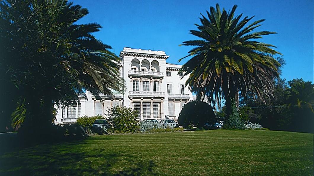 Palácio Henrique de Mendonça. Fotografia: Universidade Nova de Lisboa