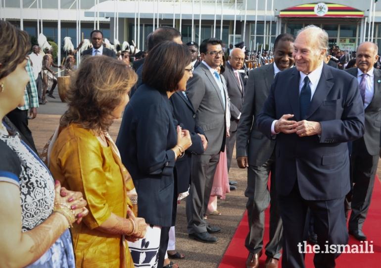 2017 Aga Khan Visit Uganda departure rafiq_hakim-21619