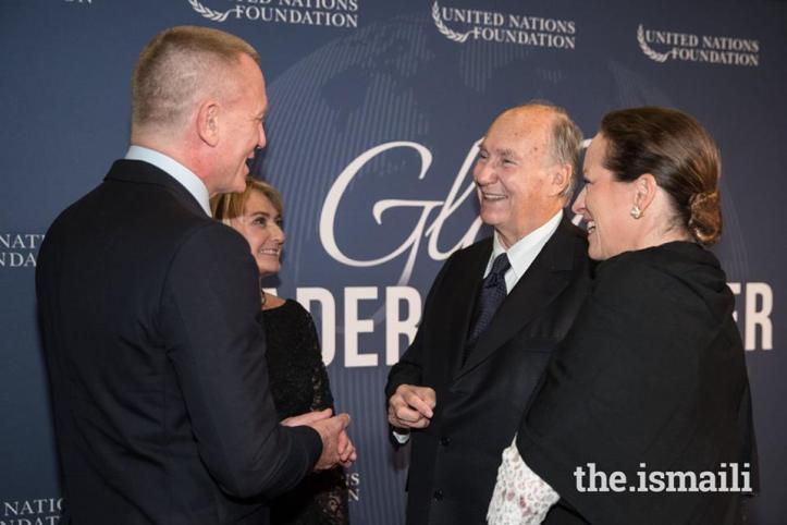 Aga Khan Global Leadership Award 3