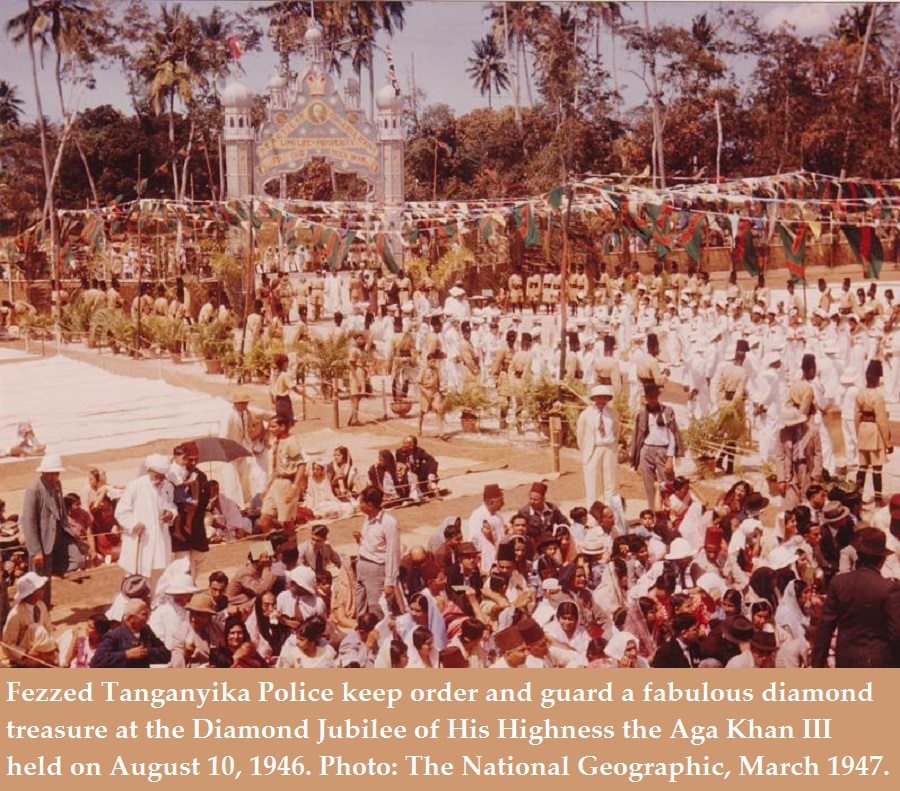 Reminiscences of the 1946 Diamond Jubilee of the 48th Ismaili Imam