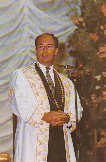 Aga Khan Olympia Hall London September 1979