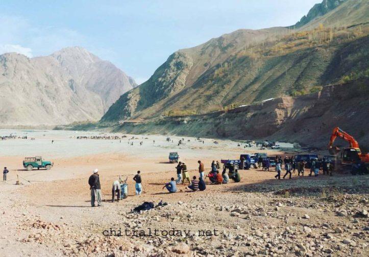 Aga Khan 2017 Chitral Visit preparations 03