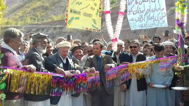 Aga Khan 2017 Chitral Visit preparations 04