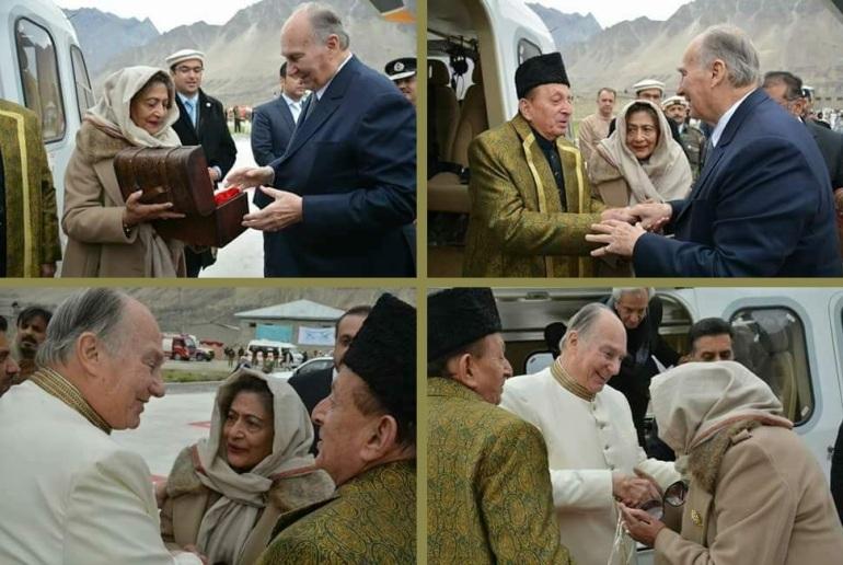 Aga Khan and Mir Photos