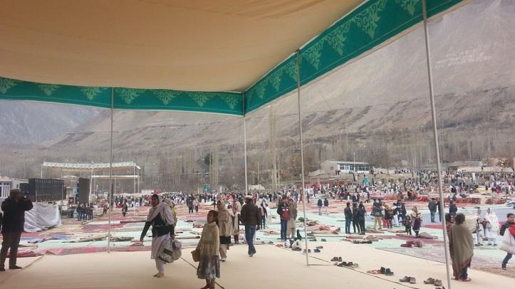 Aga Khan Darbar Aliabad Hunza 17