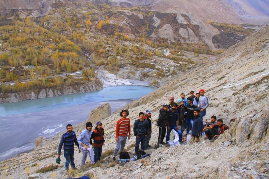 Aga Khan Visit Preparations Gilgit Baltistan 017
