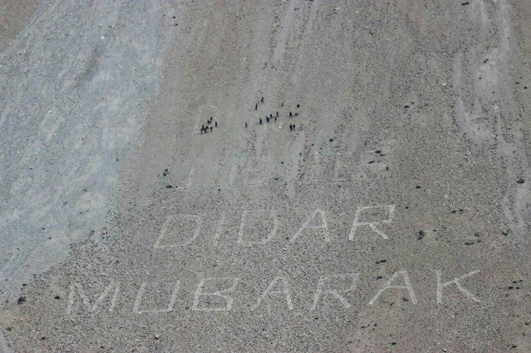 Aga Khan Visit Preparations Gilgit Baltistan 019 Sadruddin Sakhi