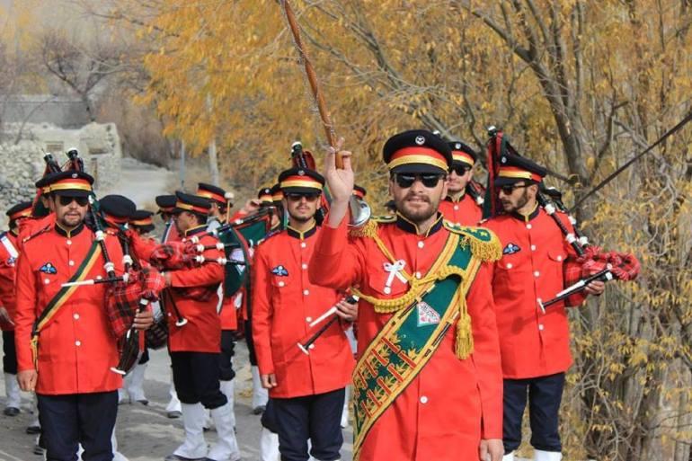 Aga Khan Visit Preparations Gilgit Baltistan 022 Sadruddin Sakhi