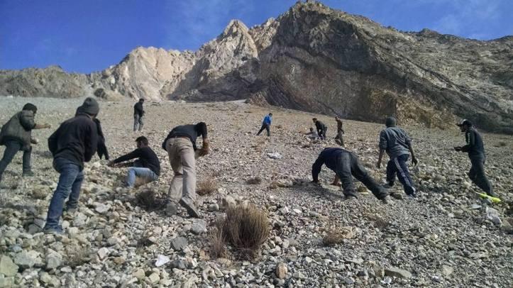Aga Khan Visit Preparations Gilgit Baltistan 028 Faqir Ullah