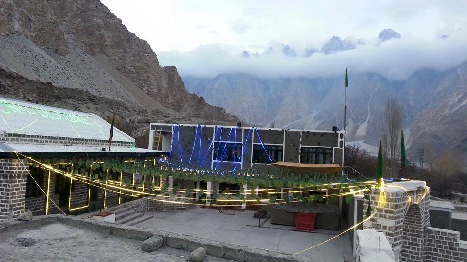 Aga Khan Visit Preparations Gilgit Baltistan 029 Faqir Ullah