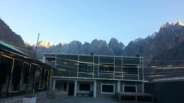 Aga Khan Visit Preparations Gilgit Baltistan 030 Faqir Ullah
