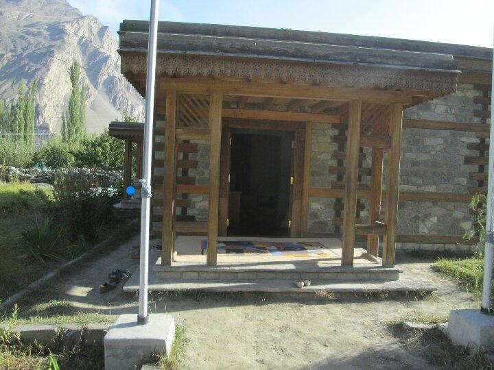 Aga Khan Visit Preparations Gilgit Baltistan 044 Faqir Ullah