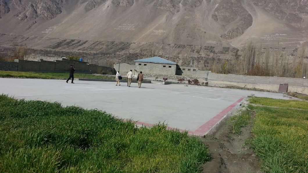 Aga Khan Visit Preparations Gilgit Baltistan 045 Faqir Ullah