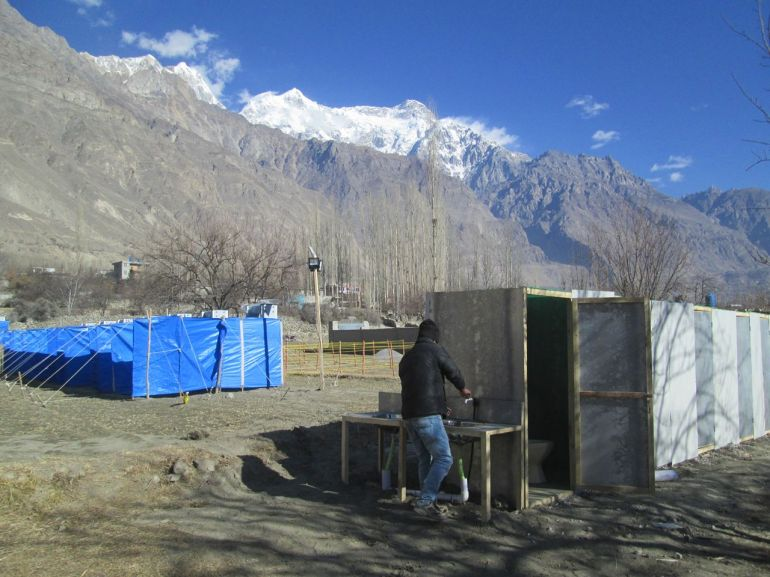 Aga Khan Visit Preparations Gilgit Baltistan 069 Faqir Ullah