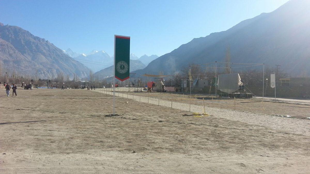 Aga Khan Visit Preparations Gilgit Baltistan 071 Faqir Ullah
