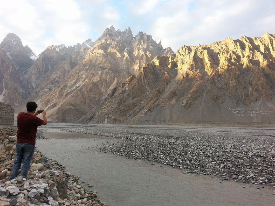 Aga Khan Visit Preparations Gilgit Baltistan 073 Faqir Ullah