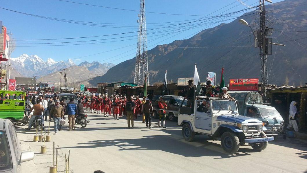 Aga Khan Visit Preparations Gilgit Baltistan 079 Faqir Ullah