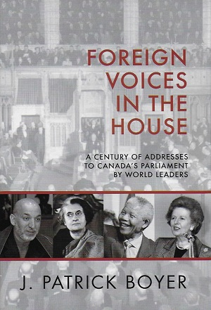 Foreign Voice in the House Book Cover medium