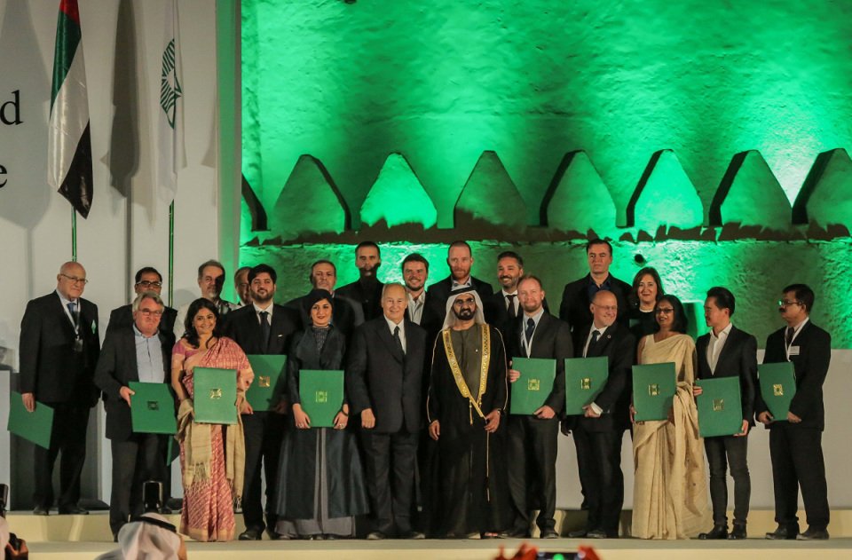2016-11-06_akaa2016-ria_0313_rafiq_hakim Aga Khan at Award Ceremony