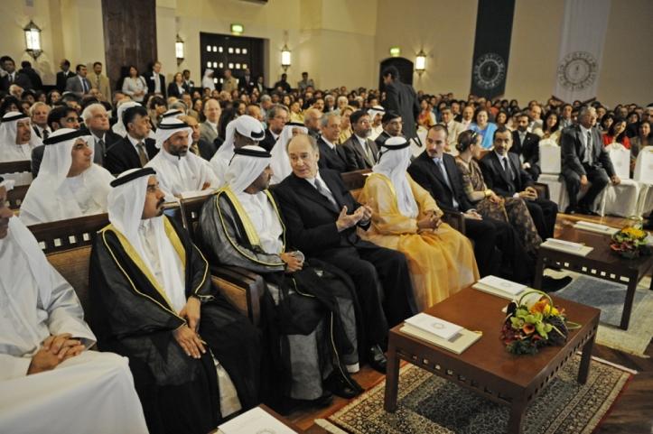 2824-Ismaili Centre Dubai Opening Ceremony Aga Khan