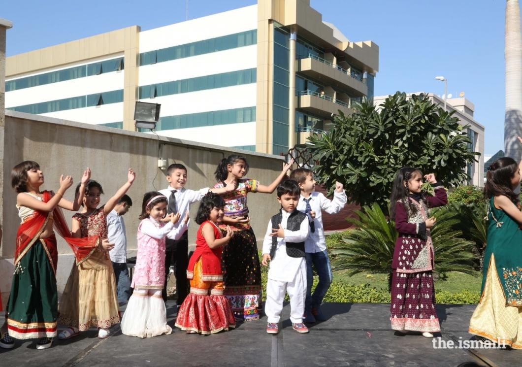 Aga Khan Diamond Jubilee Dubai Preparations 01