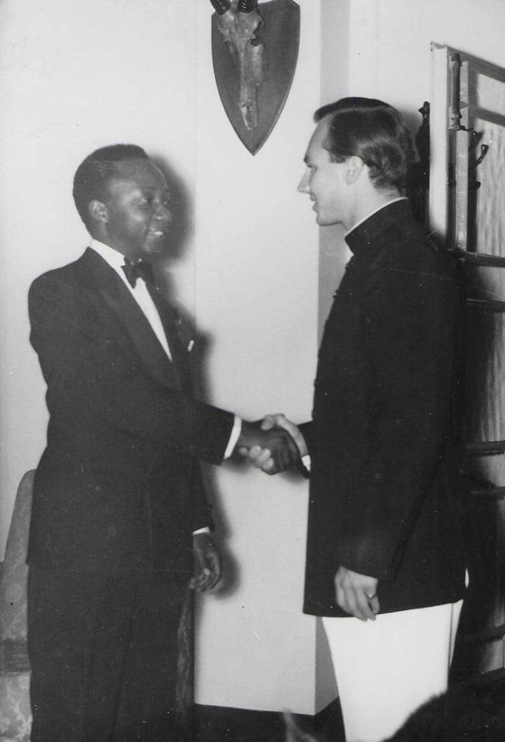 Aga Khan Uganda Visit Motani Collection 18