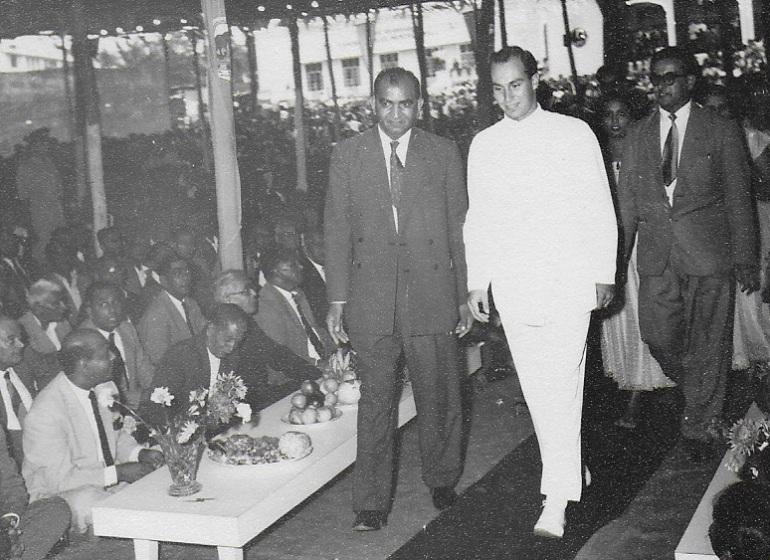 Aga Khan Uganda Visit Motani Collection 21