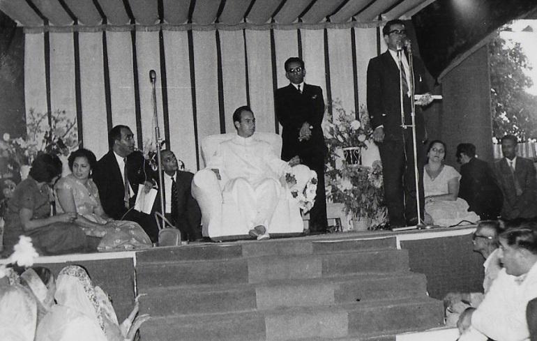 Aga Khan Uganda Visit Motani Collection 22