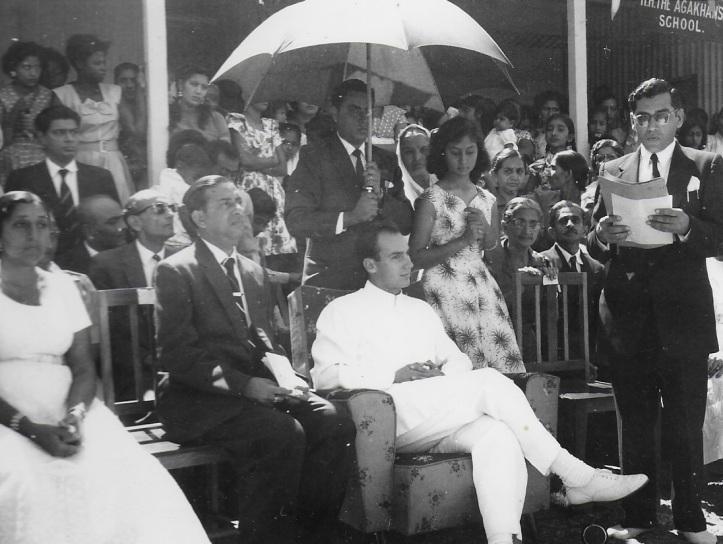 Aga Khan Uganda Visit Motani Collection 24