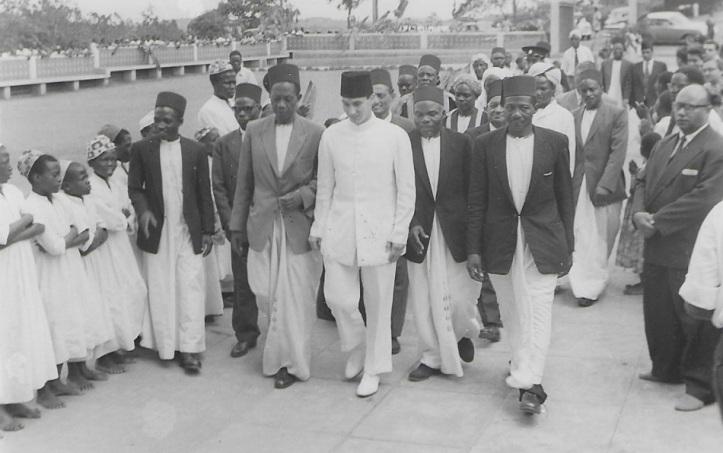 Aga Khan Uganda Visit Motani Collection 26