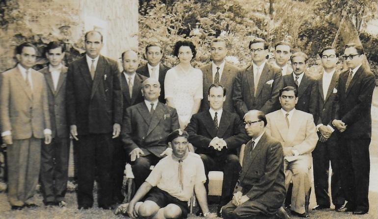 Aga Khan Uganda Visit Motani Collection 30b