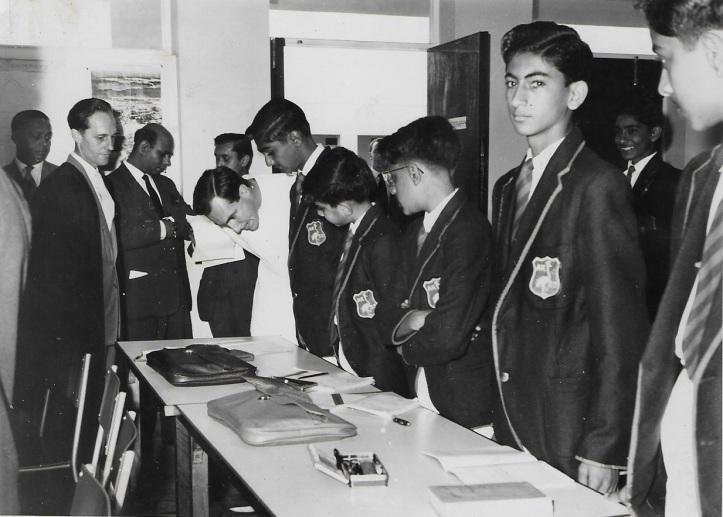 Aga Khan Uganda Visit Motani Collection 33