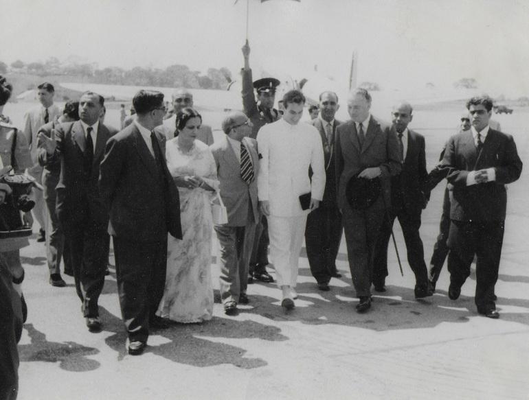 Aga Khan Uganda Visit Motani Collection 38