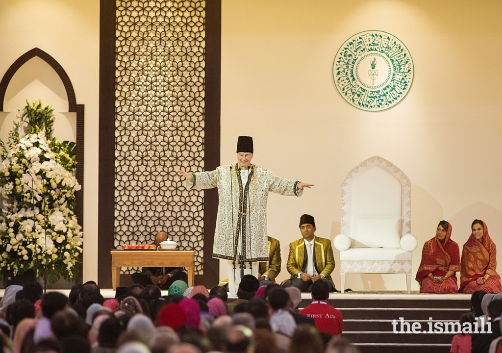 His Highness the Aga Khan, Mawlana Hazar Imam, Dubai, Barakah, Diamond Jubilee