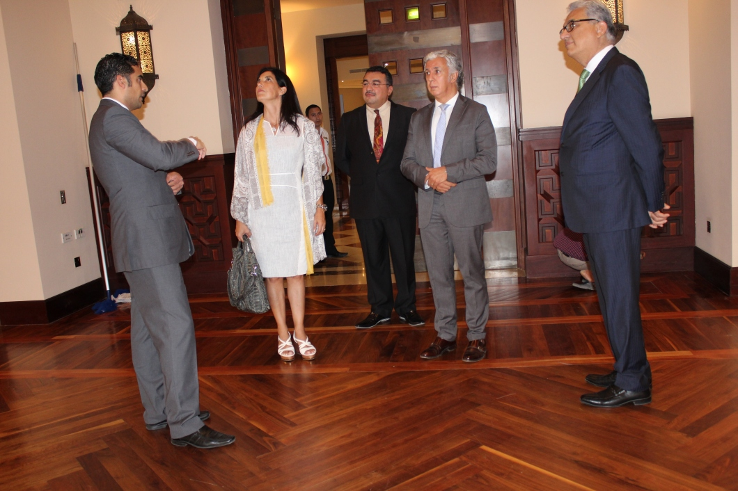 Dubai Ismaili Centre Visit by the Portuguese.jpg