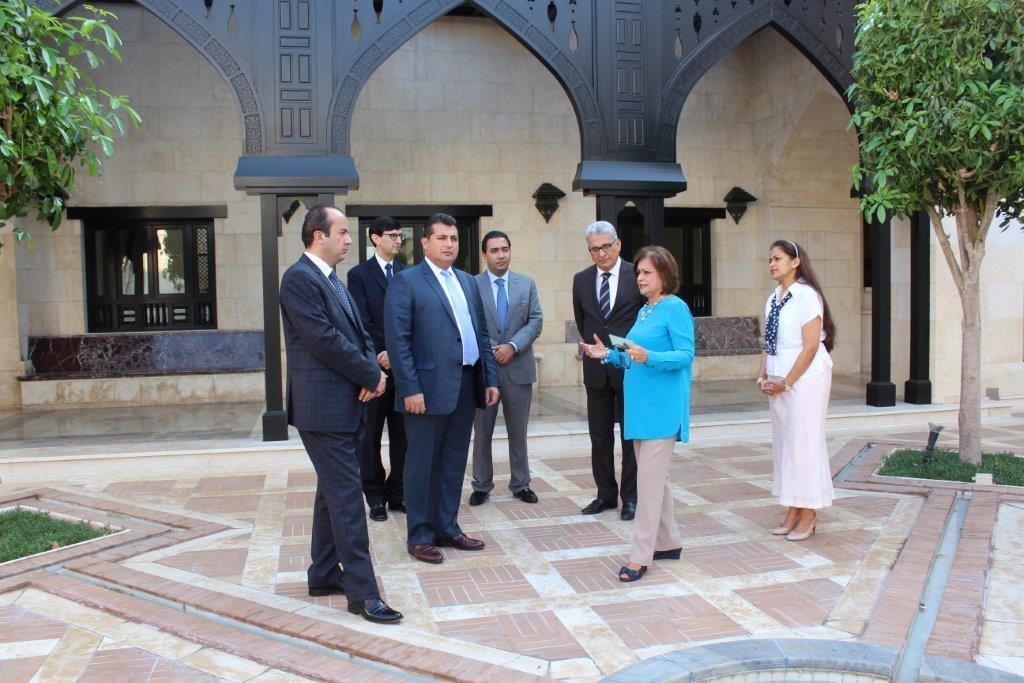 Dubai Ismaili Centre Visit by Turkey.jpg
