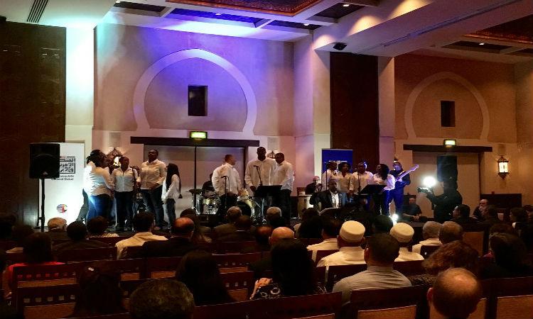 Ismaili Centre Dubai Gospel Performance
