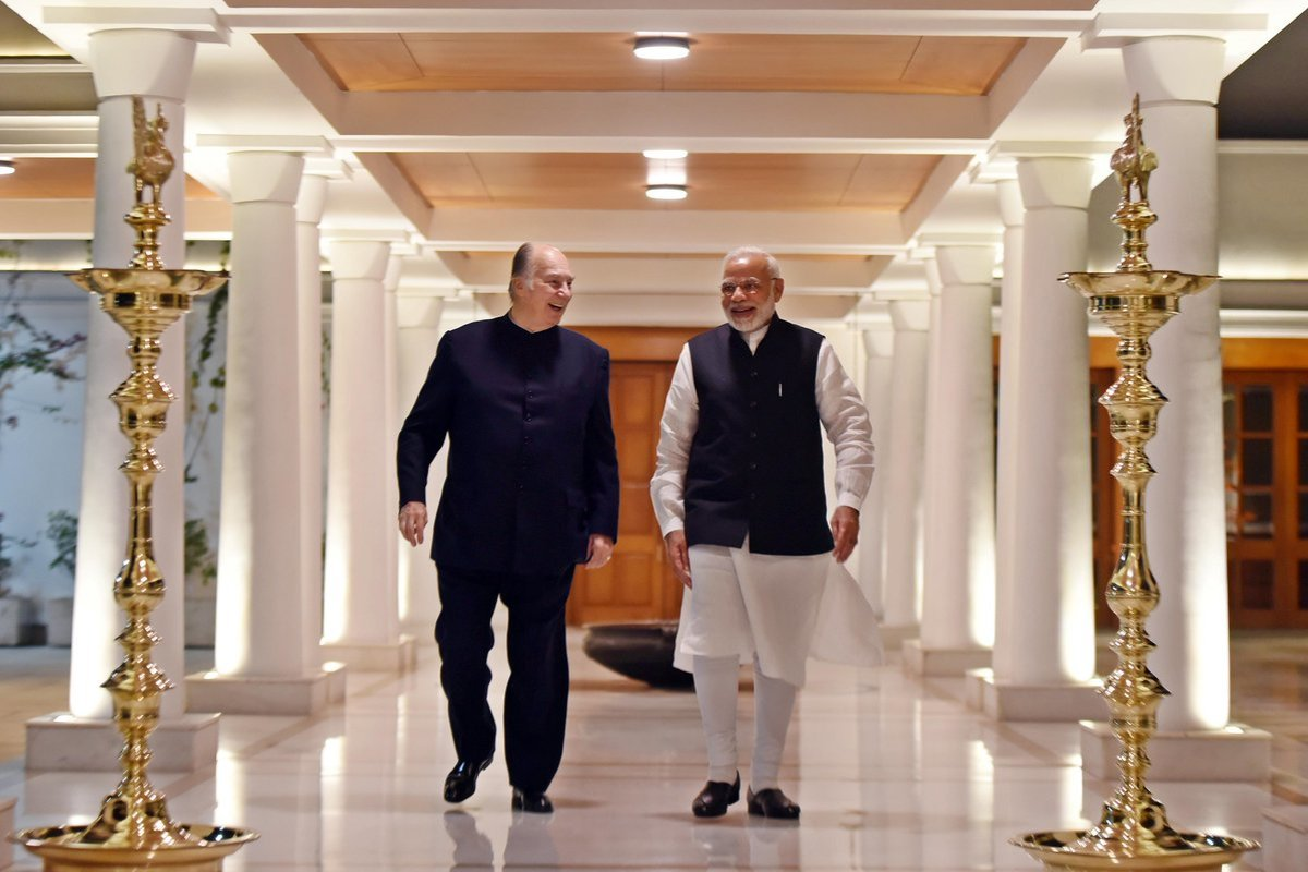 20180221-02_Aga Khan with Prime Minister Modi