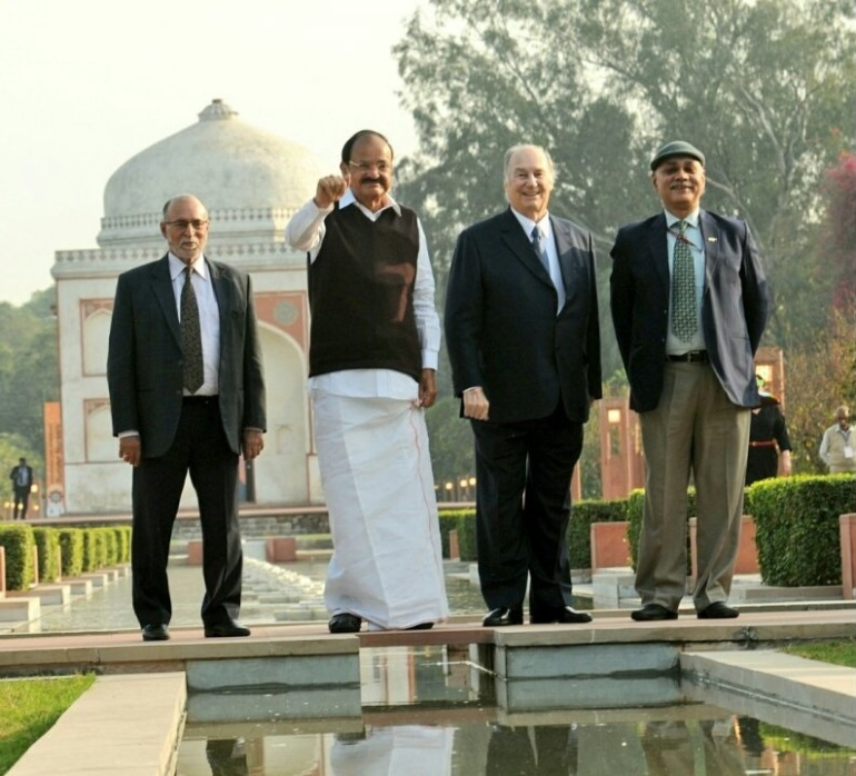 20180221-2_VP India and Aga Khan 20180221
