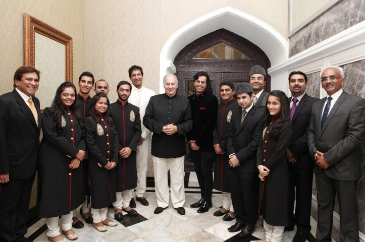 5077_Aga Khan 2013 India visit