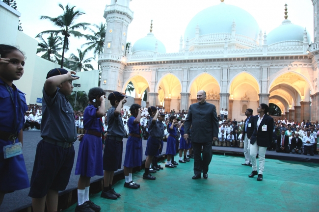 """A Dream Come True"" – Reminiscences of  the Aga Khan's 2013 visit to India, as tens of thousands of joyous Ismailis await his  forthcoming Diamond Jubilee visit"
