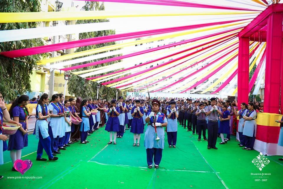 Aga Khan Diamond Jubilee India Celebration_Pink n Purple Photo 002