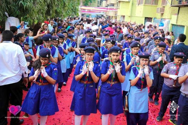 Aga Khan Diamond Jubilee India Celebration_Pink n Purple Photo 003