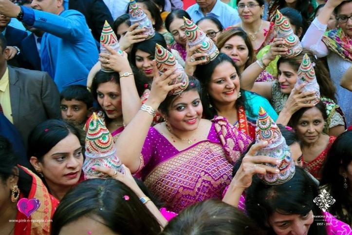 Aga Khan Diamond Jubilee India Celebration_Pink n Purple Photo 004