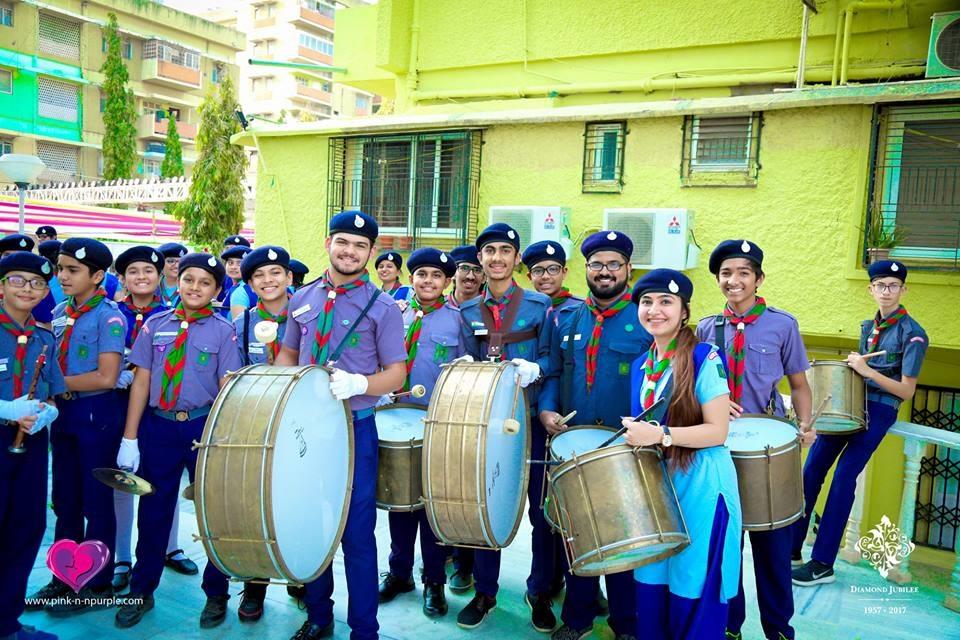 Aga Khan Diamond Jubilee India Celebration_Pink n Purple Photo 007