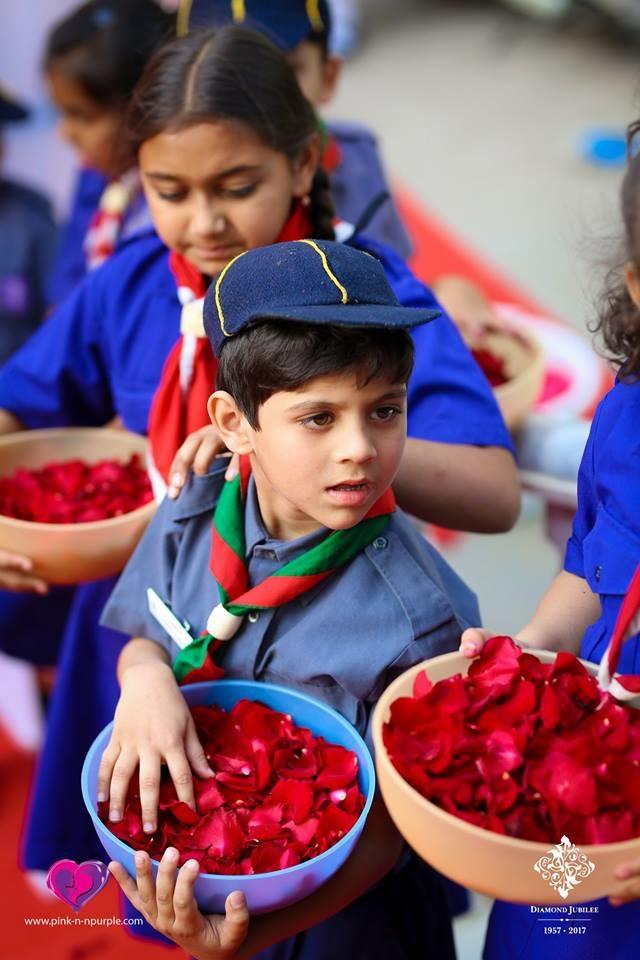 Aga Khan Diamond Jubilee India Celebration_Pink n Purple Photo 008