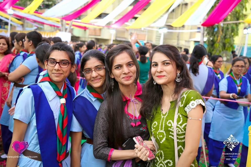 Aga Khan Diamond Jubilee India Celebration_Pink n Purple Photo 009