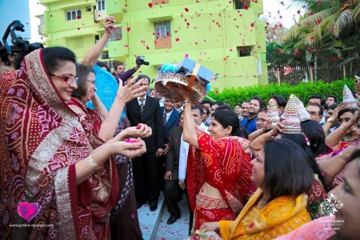 Aga Khan Diamond Jubilee India Celebration_Pink n Purple Photo 010